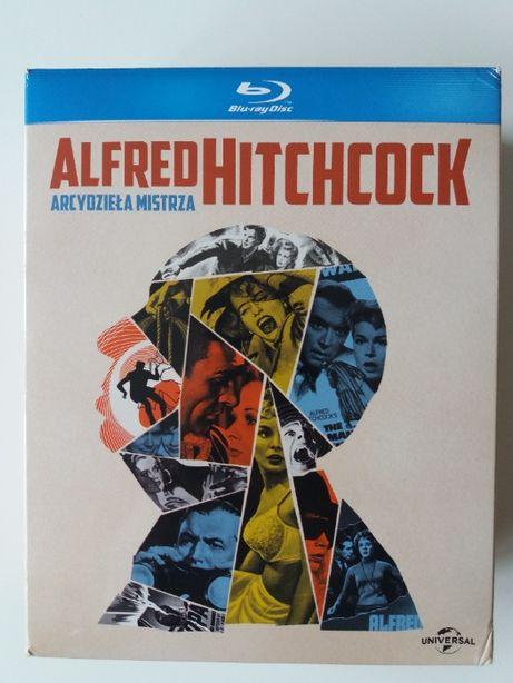 Alfred Hitchcock: Arcydzieła mistrza 5 x blu-ray