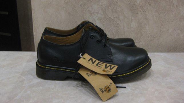 Продам туфли Dr.Martens кожа Оригинал