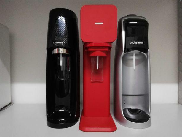 Máquinas Sodastream (Oferta GRÁTIS na compra de outros produtos)