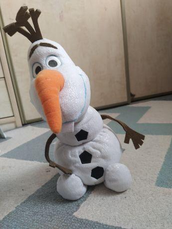 Olaf i kucyk Pony