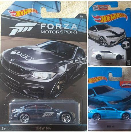 BMW M4 hot wheels