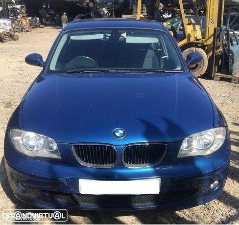 BMW Serie 1 (118d) de 2005 disponível para peças