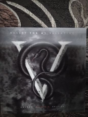 Bullet for my valentine (Deluxe edition) 3Dкартинка