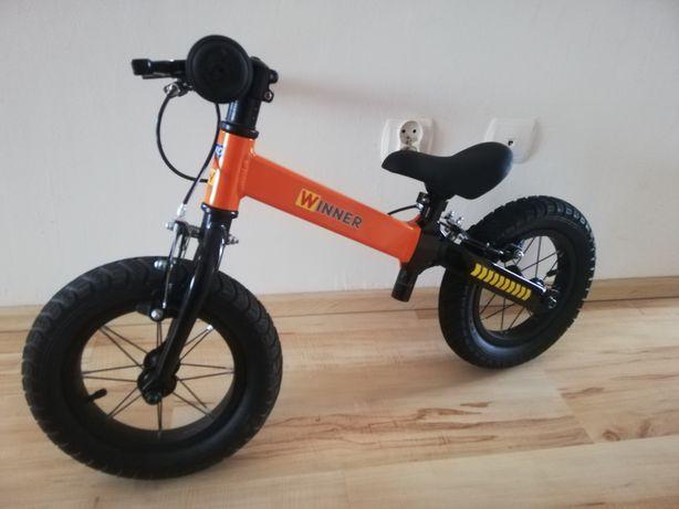 Rowerek dziecięcy 2w1 biegówka i z pedałami