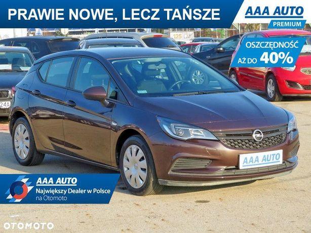 Opel Astra 1.4 16V, Salon Polska, Serwis ASO, Klima, Tempomat, Parktronic,