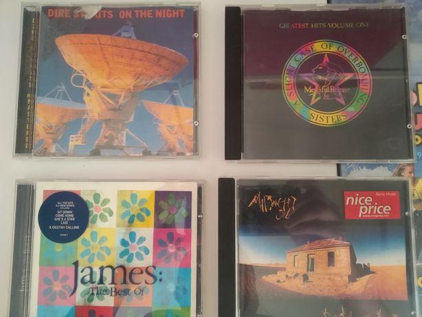 CDs de música originais