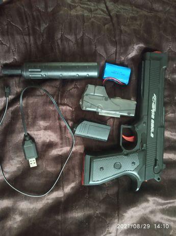 Desert Eagle cystal bulet gun