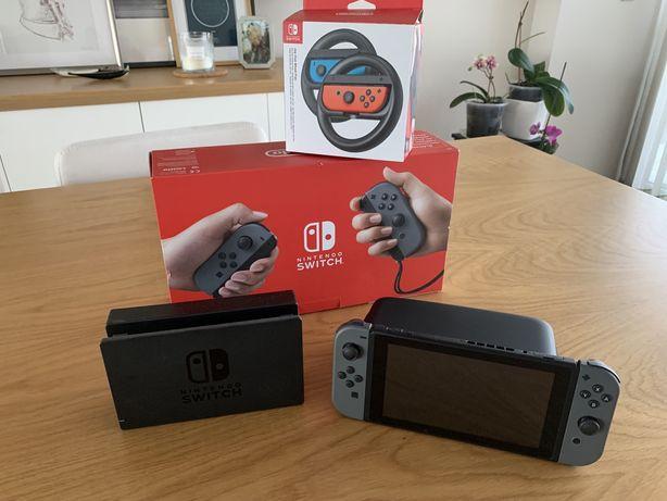 Nintendo Switch c garantia