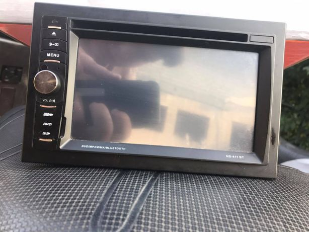 Radio 2 DIN Dotykowe Norauto NS-411BT Bluetooth/USB/SD/CD