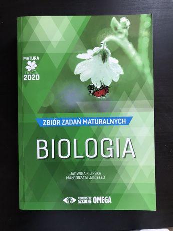 Zbiór zadan maturalnych z biologii wydawnictwo Omega