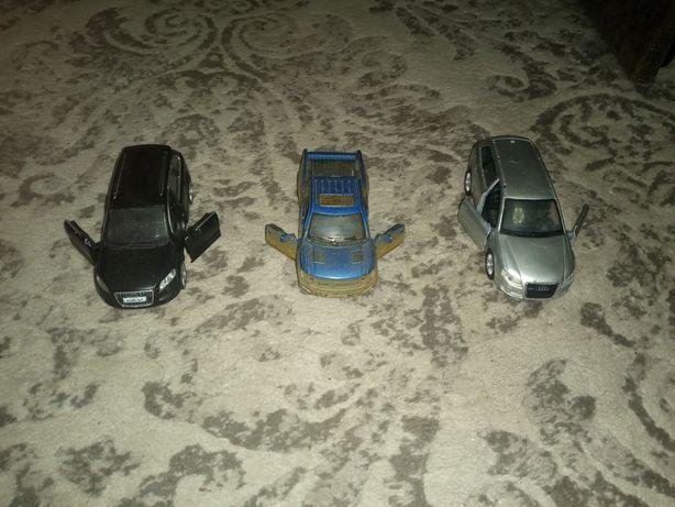 Машинки железные