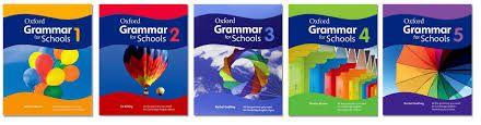Oxford Grammar for Schools 1,2,3,4,5