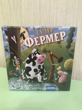 Настольная игра Granna «Суперфермер мини»