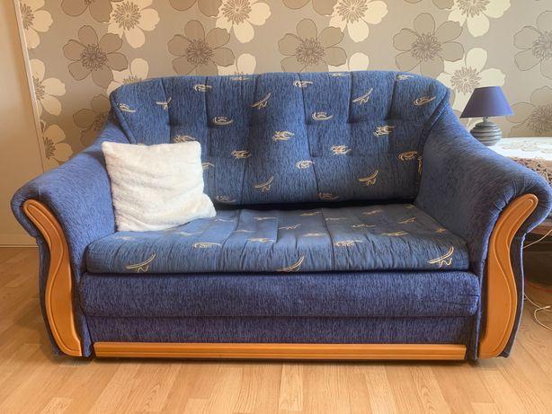 Sofa z funkcją rozkładania
