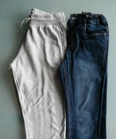Zestaw spodni dla chłopaka 164
