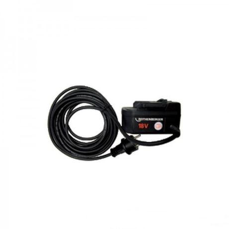 Prasa ROTHENBERGER Romax 3000 adapter 230v bateria 18v zaciskarka