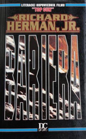 Bariera Richard Herman, kryminał, sensacja, thriller