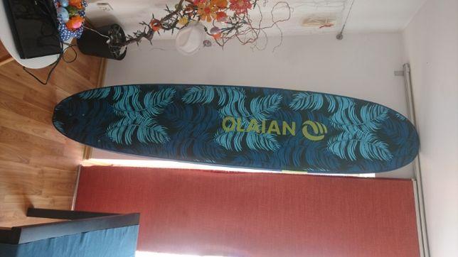 Deska surf sup bodyboard olaian 8,6 zamienię na większą!