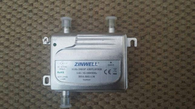 Distribuidor de CATV Amplificador de sinal.