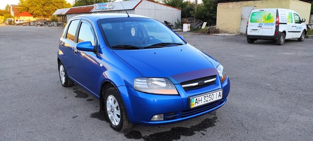 Aveo T200 1,5 мт