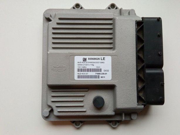 Centralina Motor Opel Corsa D 1.3 CDTI // Garantia 1 Ano
