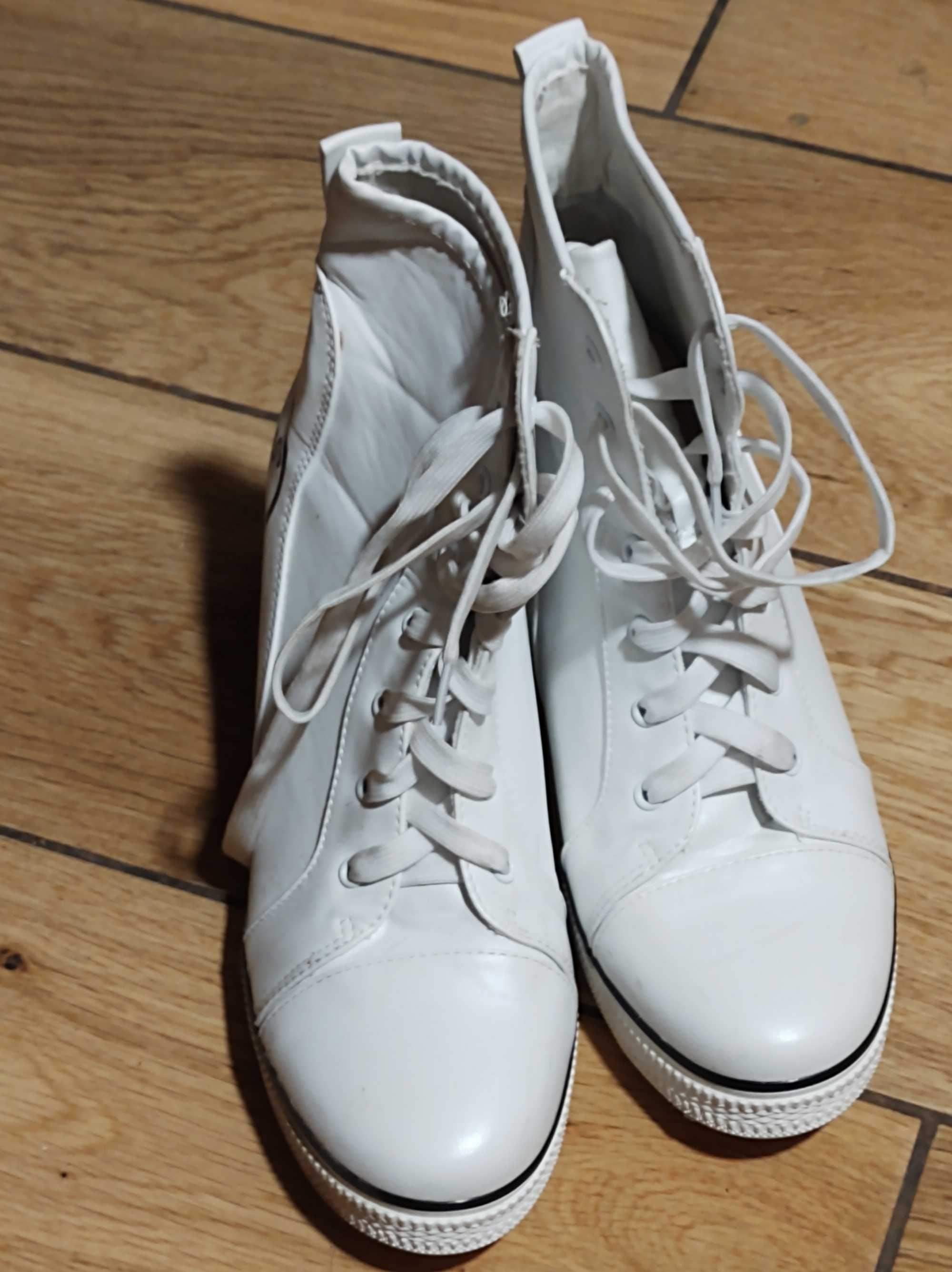 Buty w bardzo dobrym stanie