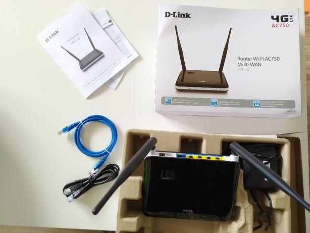 Router xDSL D-Link DWR-118 (1xWAN 4xLAN 1xUSB)