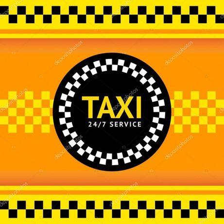 Такси Рени круглосуточное