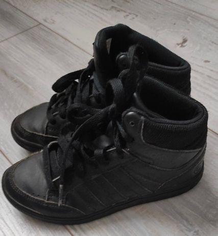 Czarne adidasy adidas 29