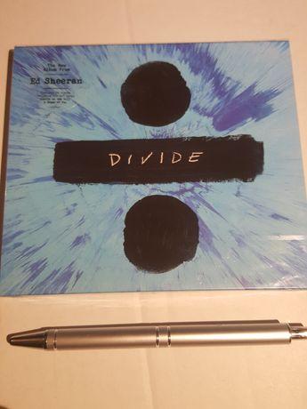 Ed Sheeran Divide. Nowa zafoliowana płyta CD.