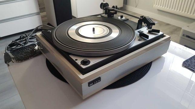 Vintage. Gramofon DUAL CS18 CS 1225. ŁADNY STAN. AUTOMAT.  Polecam.