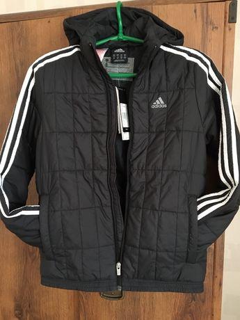 Детская синтепоновая курточка Adidas, оригинал.