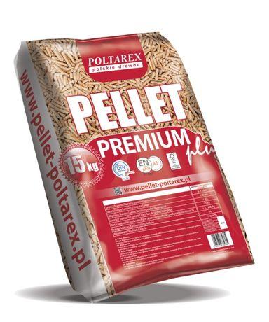 Pelet drzewny Pellet Poltarex Premium Kurier Polska