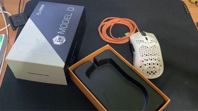 Игровая мышка Glorious Model O White Matte