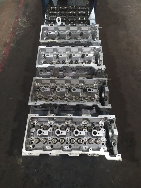 Головка блока цилиндров ГБЦ 646 Мерседес Вито 639 Спринтер 906