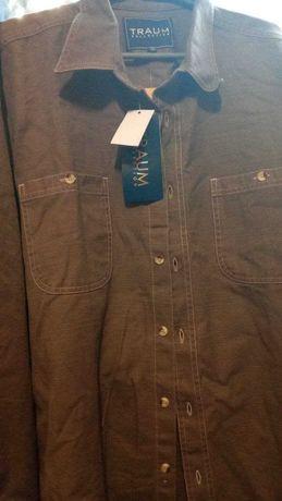 Рубашка Traum Collection, коттон 100%, новая, размер XL