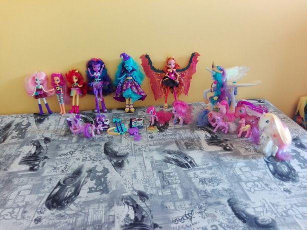My Little Pony- duży zestaw
