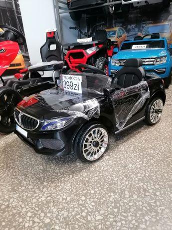 Samochód na akumulator ala BMW Pilot dla rodzica Odbiór Wysyłka