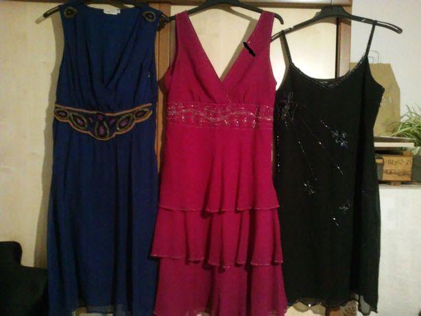 suknia, sukienka (roz. 40,42,44) od 30 zł