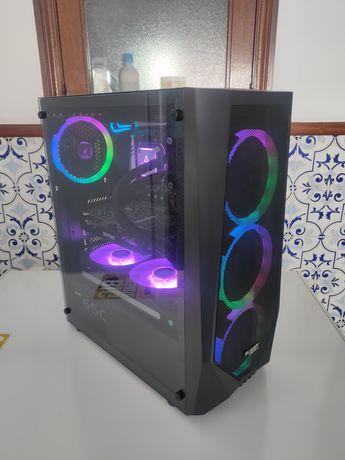 PC/Computador gaming Intel i5 4690k/16GB/ZOTAC 1060 6GB/H97M-E/650W
