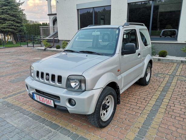 Suzuki Jimny 4x4 1.3 Benzyna, Automatyczna skrzynia biegów