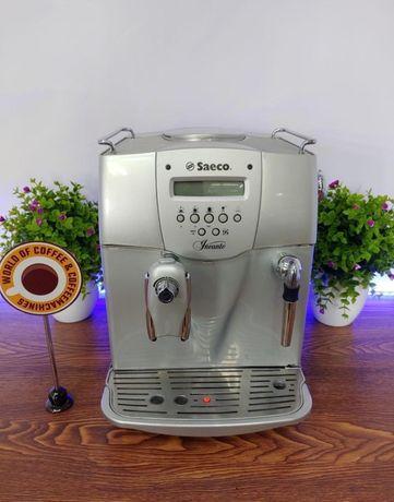 Кофемашина Saeco Incanto De Luxe кофеварка кавомашина