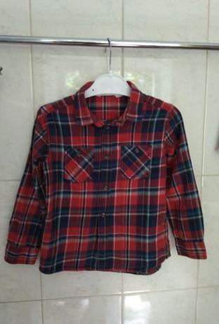 Рубашка H&М 104 рост