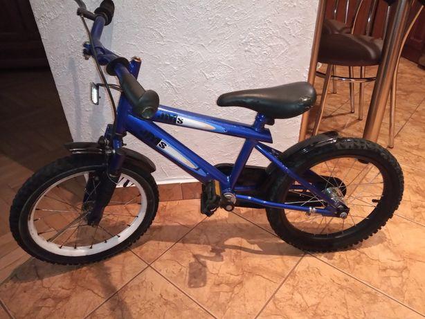 Rower 16 cali dla dziecka