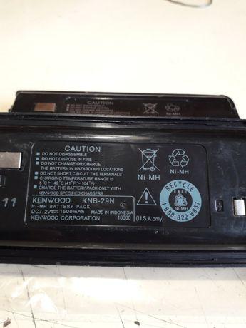 Аккумулятор литиевый для рации Kenwood KNB-29N