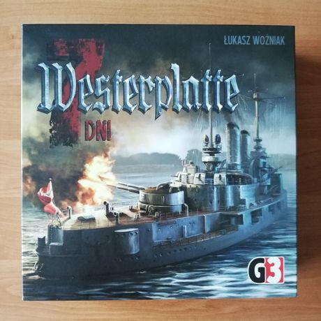 7 dni Westerplatte - gra strategiczna