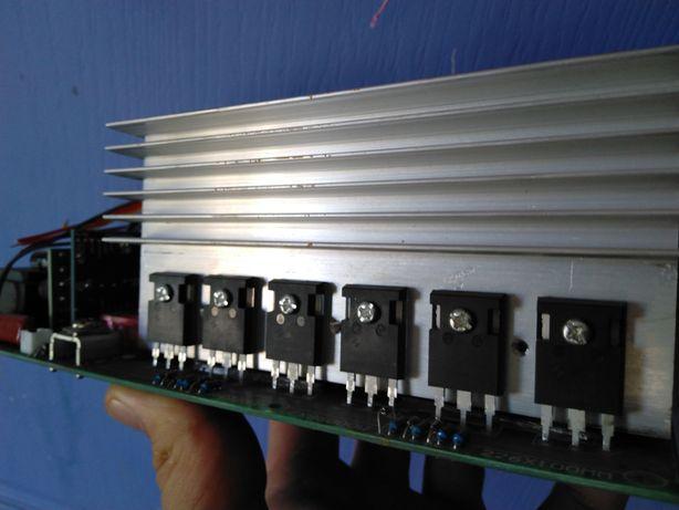 Преобразователь напряжения - инвертор 48В 5000ВА синус
