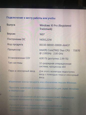 Ноутбук hp compaq 610