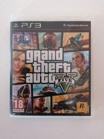 Gra PS3 - GTA 5 + Mapa