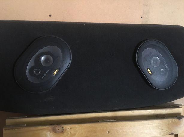 Głośniki pyle 300w  dwie sztuki